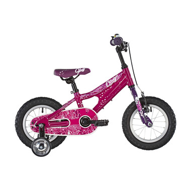Vélo Enfant GHOST POWERKID AL 12 Rose 2020